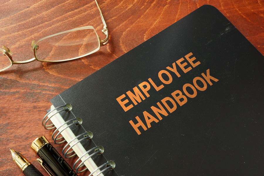 06 03 DB Time to Review Your Employee Handbook 1 - Time to Review Your Employee Handbook?