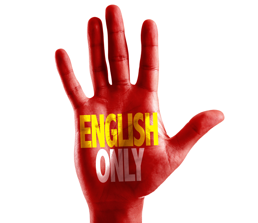 1704 DB 1 Think Carefully Before Imposing English Only Rules 1 - Think Carefully Before Imposing English Only Rules in The Workplace
